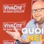 """Une interview à la RTBF pour l'émission """"Quoi de neuf?"""" à réécouter"""